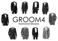 Groom Photoshop Borstar 4