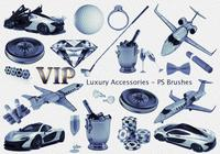 20 Vip PS Brushes abr. vol.8