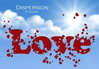 20 Dispersion Heart PS Brushes abr. Vol.13