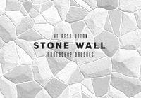 Hi Resolution Stone Wall Brushes