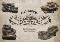 20 Fountain PS Brushes.abr vol.6