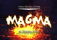 20 Magma-Textur PS Brushes.abr vol.9