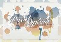 20 paint splash ps brushes.abr vol.4