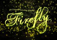 20 Firefly PS Brushes abr vol.11