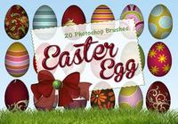20 Easter Egg PS Brushes abr. vol.5