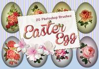 20 Easter Egg PS Brushes abr. vol.3