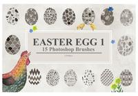 Easter Egg Brushes 1