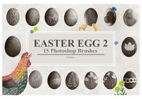 Easter Egg Brushes 2