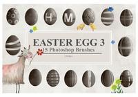 Easter Egg Brushes 3