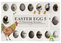 Easter Egg Brushes 5
