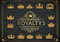 Royalty Photoshop Pinceaux 3