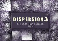 Dispersion Photoshop Brushes 3