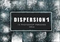 Dispersions Photoshop Borstar 1