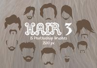 Hair Photoshop Brushes 3
