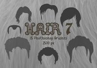 Hair Photoshop Brushes 7