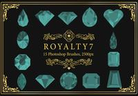 Royalty Photoshop-borstels 7