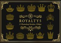 Royalty Photoshop Brushes 5