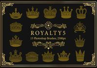 Royalty Photoshop Brushes 5