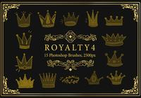 Royalty Photoshop Brushes 4