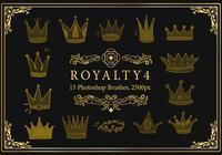 Royalty Photoshop Brushes 4