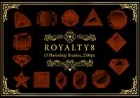 Royalty Photoshop Pinsel 8