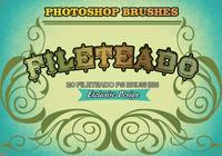 20 Fileteado PS Brushes abr. vol.3
