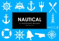 Nautical Photoshop Brushes 1