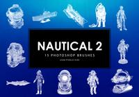 Pinceles náuticos de Photoshop 2