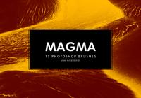 Magma Photoshop Brosses