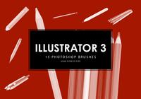 Illustrator Photoshop-penselen 3