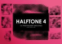 Brochas de Photoshop de medios tonos 4