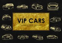 Vip Car Photoshop Brushes 1