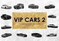 Vip Car Photoshop Brushes 2
