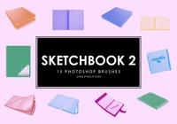 Sketchbook Photoshop Brushes 2