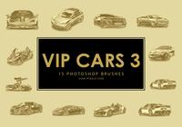 cepillos de photoshop vip carros 3