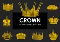 Brochas Crown Photoshop