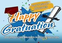20 Graduation PS Brushes abr. vol.2