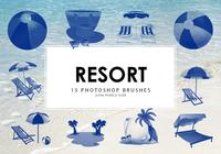 Resort Photoshop Pinsel
