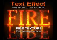 Fire_text_effect_psd_preview