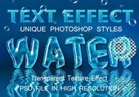 Water-text-effect-psd-file