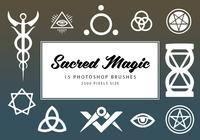 Sacred Magic Photoshop-penselen