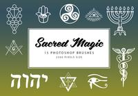 Sacred Magic Pinceles para Photoshop