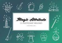 Magic Attribut Photoshop Borstar