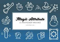 Magic Attribute Photoshop-penselen