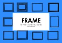 Frame Photoshop Brushes