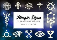 Magic Signs Pinsel