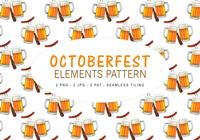 Oktoberfest Ellements-patroon