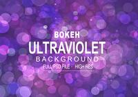 Ultraviolet Bokeh - Full PSD File