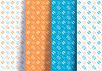 Oktoberfest Seamless Pattern Design Elements