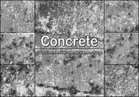 20 Old Concrete PS Brushes abr vol 9